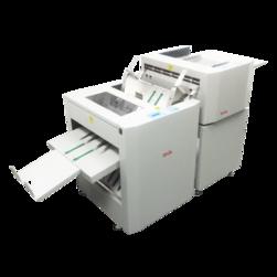 Dekia CF52 folding machine with crease