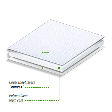 KapaTex® 5 mm, white