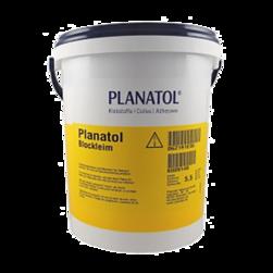 Planatol pad-binding glue