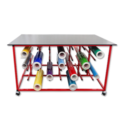 PlastGrommet Table Rack