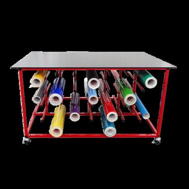 PlastGrommet Table Rack