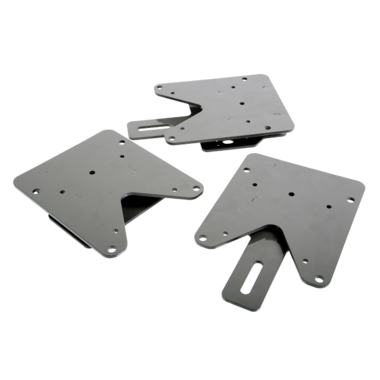 Secabo adapter for base plate